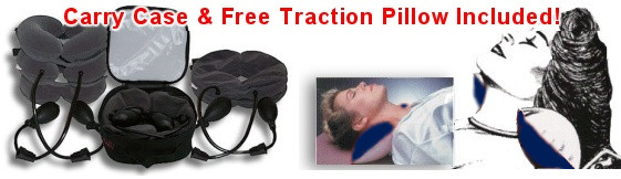 air neck traction package