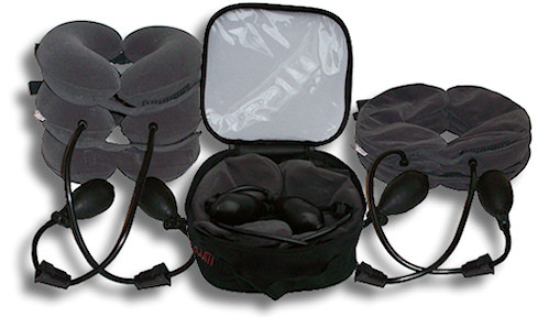 Air Neck Traction Pro with Carry Case